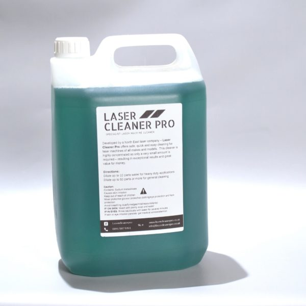 5L Concentrated Cleaner – with 2 pairs of free gloves