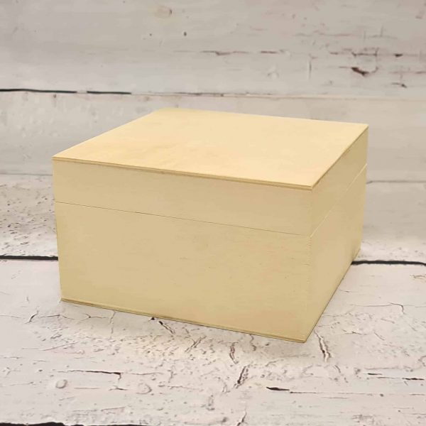Solid box – Small